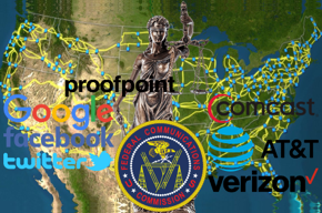 US Internet backbone, net neutrality participants