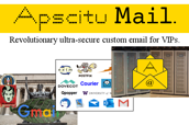 Apscitu Mail Masthead, Motto, About, Email Technology, article.